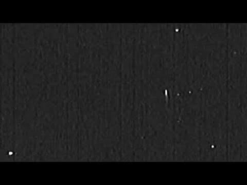 Неопознанный объект над Уралом | 02.11.2019