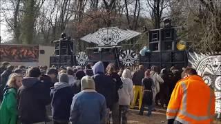 Fuck da police party - Insatisfaits // Bande Passante // Kri De Fou - 24/02/2018