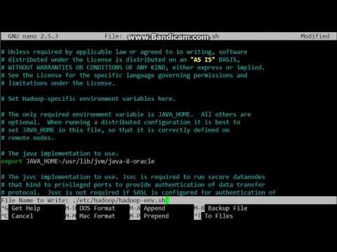 Apache Hadoop - Bauman National Library