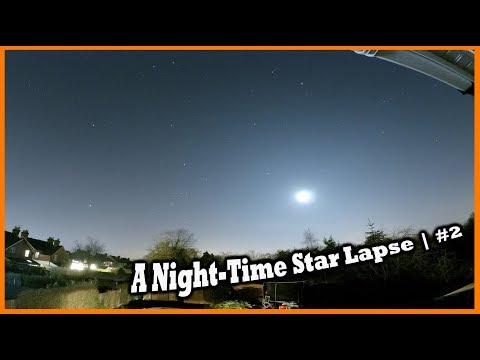 A Night-Time Star Lapse | #2 | GoPro Hero 4
