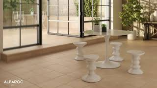 Inspired by nature - ALBAROC by Exagres