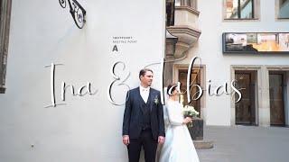 Hochzeitsvideo Ina & Tabias  /Winter Dresden Russische Hochzeit