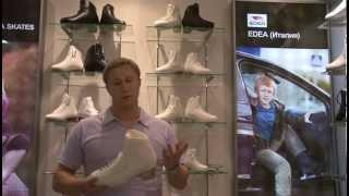 Ноу-Хау компании Edea - амортизирующие стельки