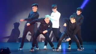 160930 juncurryahn in kuala lumpur malaysia headline show bts fire dance ft rjvn dance crew