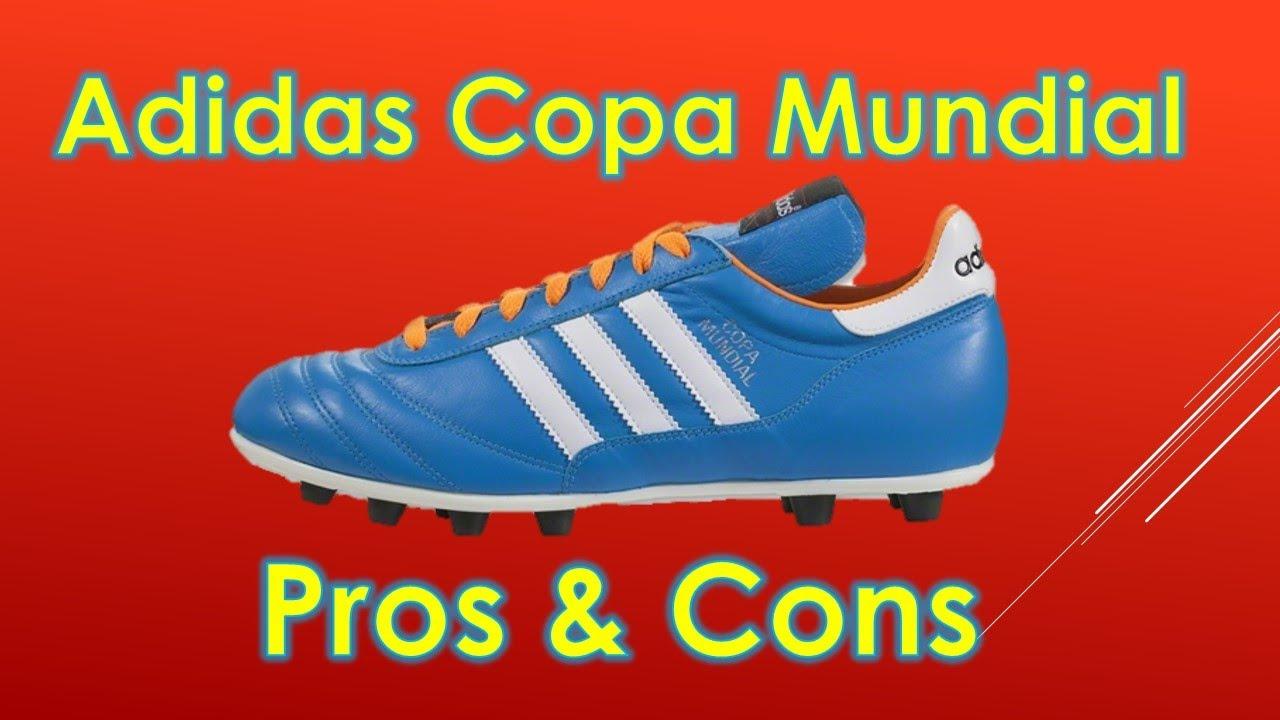 8e35da537 Adidas Copa Mundial - Pros and Cons Review - YouTube