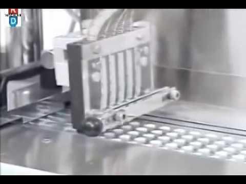 Kdb 120 Blister Packing Machine Youtube