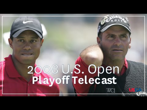 2008 U.S. Open Playoff Telecast: Tiger Woods Vs. Rocco Mediate