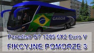 OMSI 2 - Simulador de Ônibus -  FIKCYJNE POMORZE 3 com o Paradiso G7 1200 6X2 Euro V