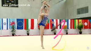 Eduarda Carvalho - Fita - Luxembourg Trophy 2018