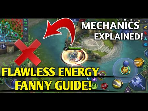 HOW TO USE FANNY'S ENERGY EFFICIENTLY? ULTIMATE FANNY GUIDE! MECHANICS EXPLAINED!