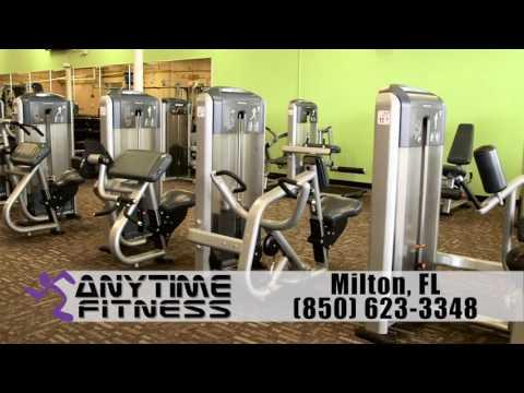 Anytime Fitness in Milton, FL Tour 2015