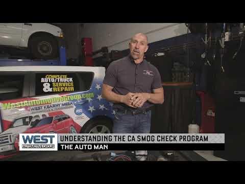 The California Smog Check Program and Understanding it