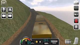 Bus Simulator 2015 Romania Android Gameplay