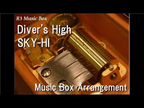 "Diver's High/SKY-HI [Music Box] (Anime ""Gundam Build Divers"" OP)"