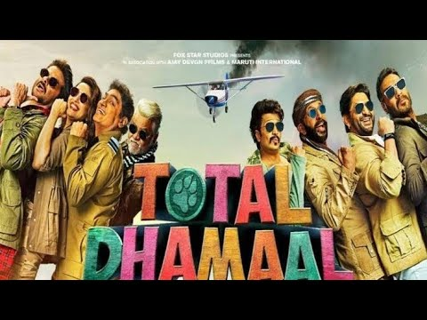 Total Dhamaal Movie Best Of All Comedy Funny Scenes 2019 | Total Dhamaal Full Movie 2019 In Hindi