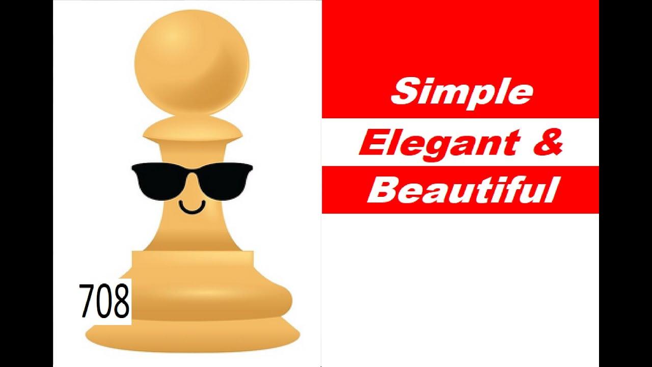 Simple, Elegant & Beautiful!