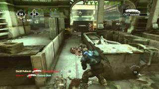 GoW3 Movement Tutorial with MLG Fallout