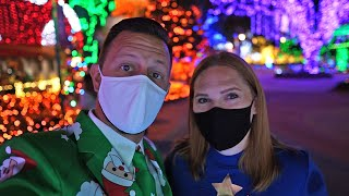 The Best Christmas Event & Light Display In Orlando! | Give Kids The World Night Of A Million Lights