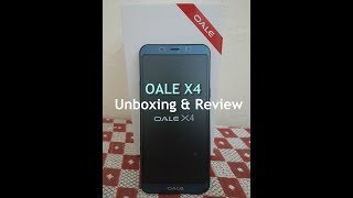 OALE X4 Unboxing and Review 2018