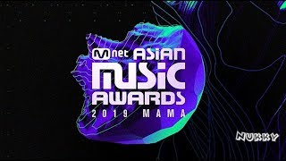 ประกาศรางวัล 2019 MAMA (2019 Mnet Asian Music Awards) @Room Service News 4Dec19