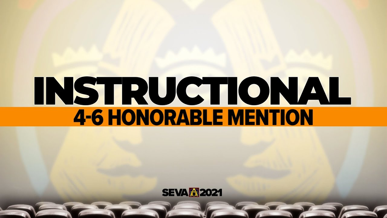 SEVA 2021: Instructional 4-6 Honorable Mention – How to Safely Mow a Lawn