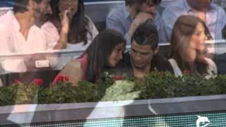 اروع لحظة كريستيانو رونالدو مع ايرينا شايك Cristiano Ronaldo and Irina Shayk