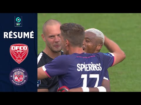 Dijon Toulouse Goals And Highlights