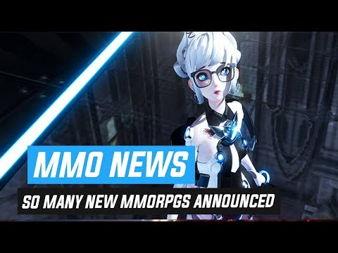 MMORPG News: SO MANY NEW MMOs! Project V4, Aion 2, Life Beyond, Gran Saga, Reign Of Darkness
