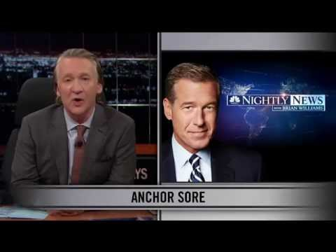 Real Time With Bill Maher: The News Is Broken (HBO)
