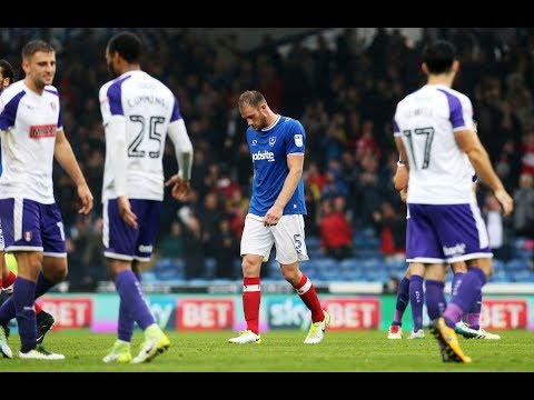 Highlights: Portsmouth 0-1 Rotherham United