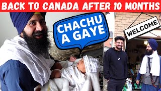 Chacha Meeting Bhatija for the First Time | HE IS BACK | FAMILY VLOG