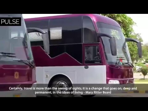 Q Connect - Most Luxurious Bus Service