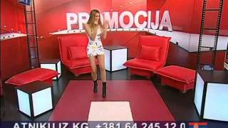 Rada Manojlovic - Bolje ona nego ja - Promocija - (TV DM Sat 05.12.2013.)