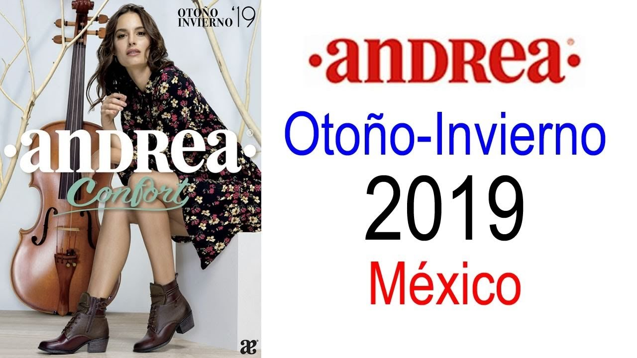 Catalogo andrea calzado confort oto o invierno 2019 youtube for Nuovo arredo andria catalogo