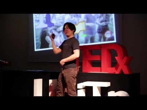 The Human Side of the Web: Tin Hang Liu at TEDxUniTn