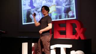 The Human Side of the Web: Tin Hang Liu at TEDxUniTn