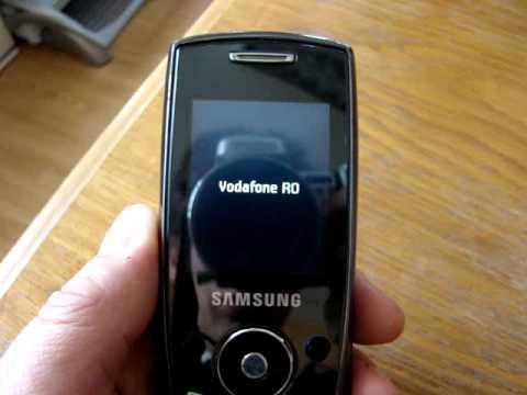Samsung J700i