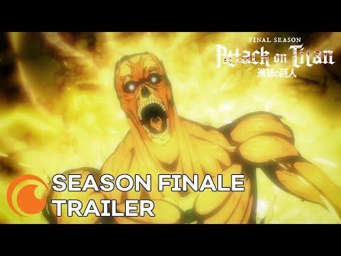 Attack on Titan Final Season | SEASON FINALE TRAILER