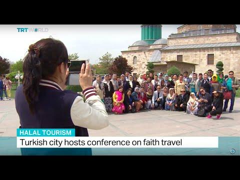 Turkish city hosts conference on faith travel, Shamim Chowdhury reports