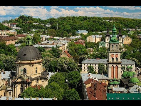 Lviv, Ukraine - City of the lion