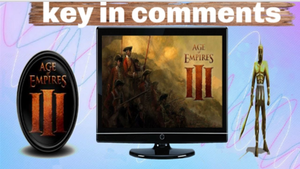Download Age Of Empires 3 Game For PC Laptop Free Full Version