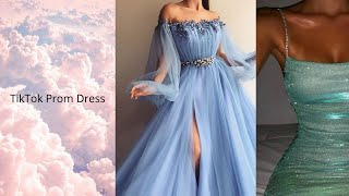 Prom Dress 👗 ✨ Tiktok Compilation