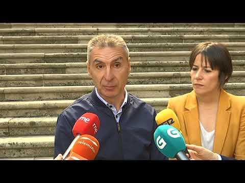 Ana Pontón y Luis Seara sobre política municipal 21/06/2019