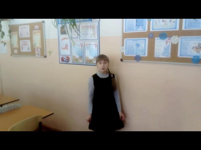 Изображение предпросмотра прочтения – ДарьяГрушина читает произведение «А вымогли бы? (Ясразу смазал карту будня…)» В.В.Маяковского