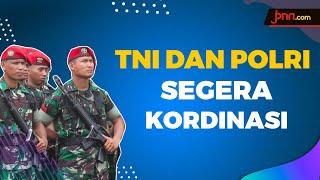 Ma'ruf Amin: TNI dan Polri Harus Kordinasi Tangani Penyebaran Virus Corona - JPNN.com