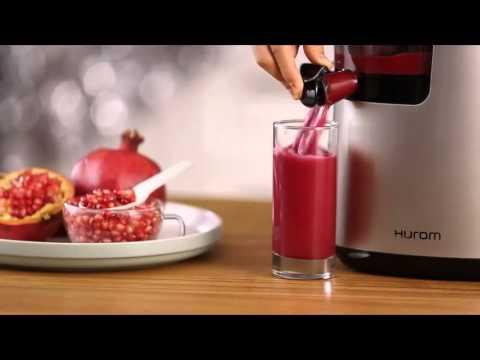 Rohnson Slow Juicer Review : HUROM Slow Juicer Doovi