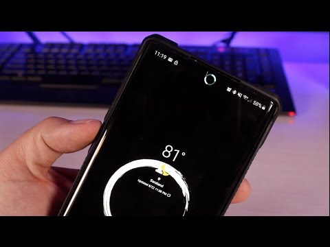 Galaxy Note 10 Note 10 Plus Most AWESOME Camera Cutout Hacks