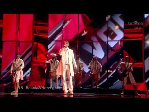 HD Regina Bistra Voda LIVE 1st Semifinal Eurovision Song Contest 2009 Bosnia And Herzegovina