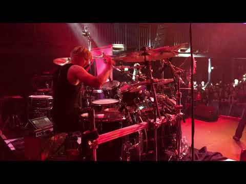 "Rolf Pilve - Stratovarius - ""Shine In The Dark"" Drum Cam @ Music Hall, Innsbruck 20/10/2018"