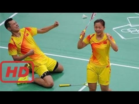 Love Badminton | When Xu Chen doing Gymnastic - FUNNY BADMINTON MOMENTS